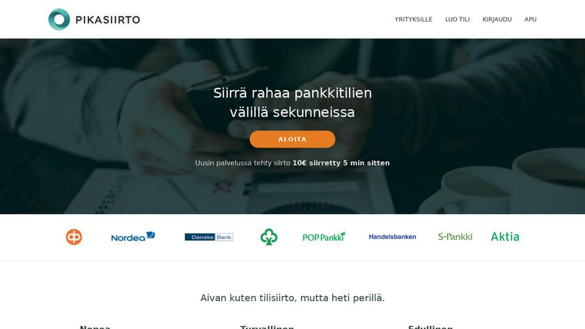 Mailhero Landing Page