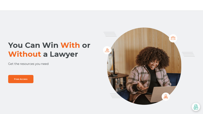 Courtroom5 Landing Page