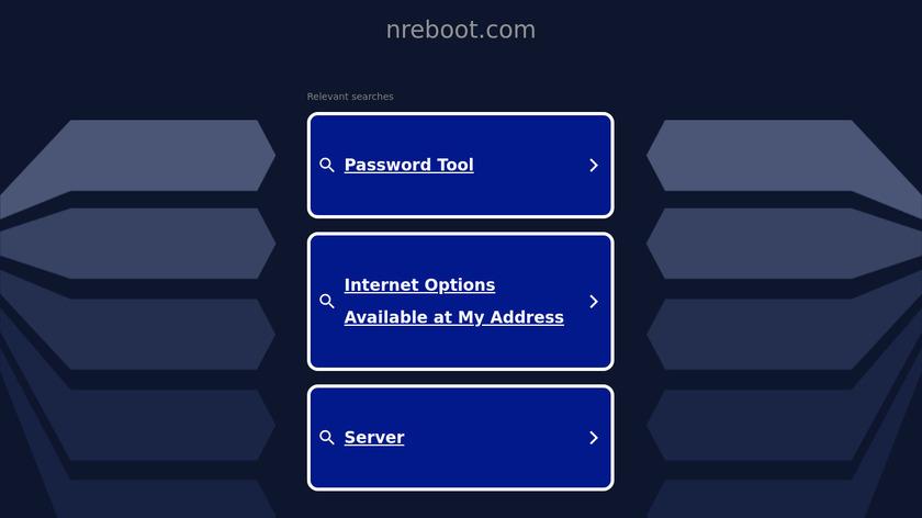 Nick Reboot Landing Page