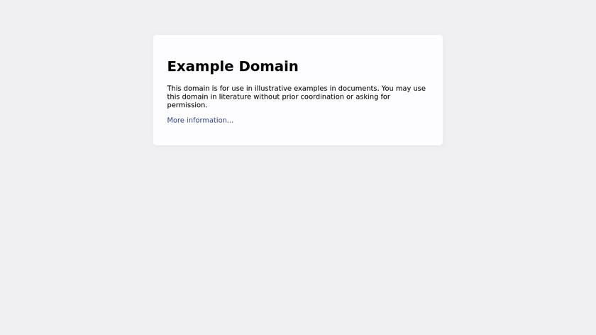 Backupgoo Landing Page