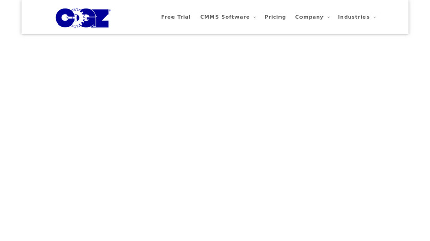 COGZ EZ Landing Page