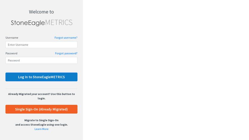 SEcureMetrics Landing Page