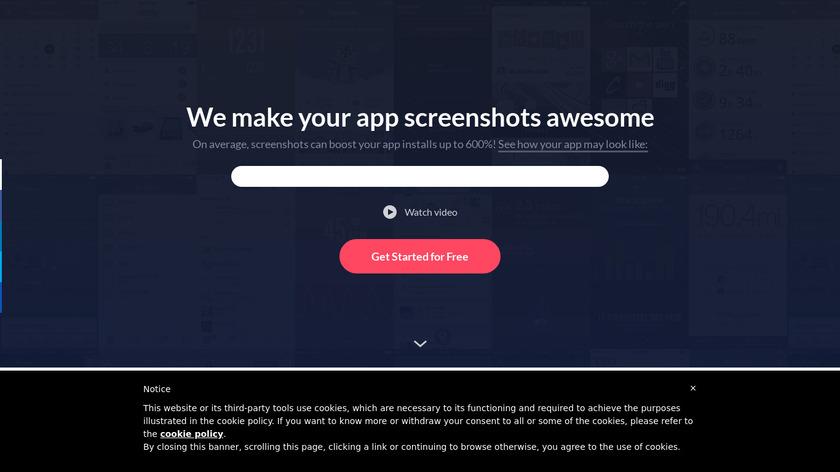 DaVinci Apps Landing Page