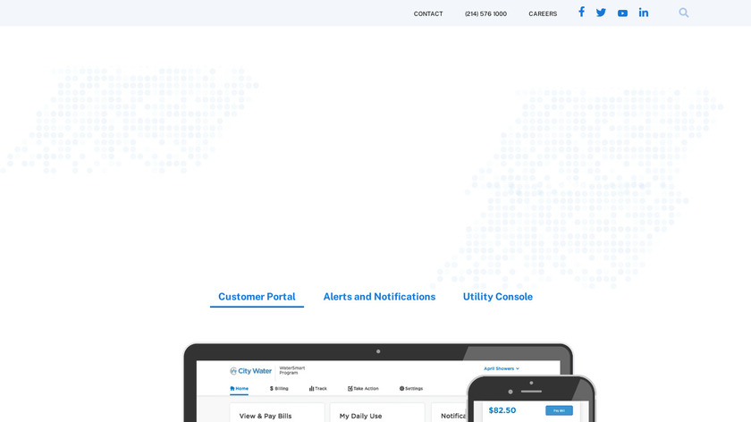 WaterSmart Landing Page