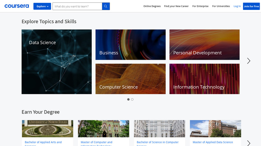"""Coursera - """"Compilers"""" by Stanford Landing Page"""