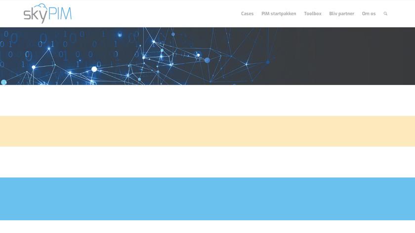 skyPIM Landing Page