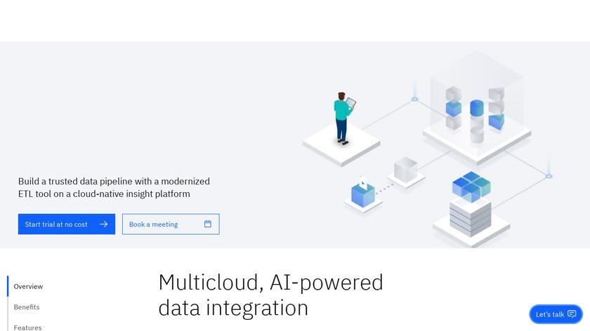 IBM InfoSphere DataStage Landing Page