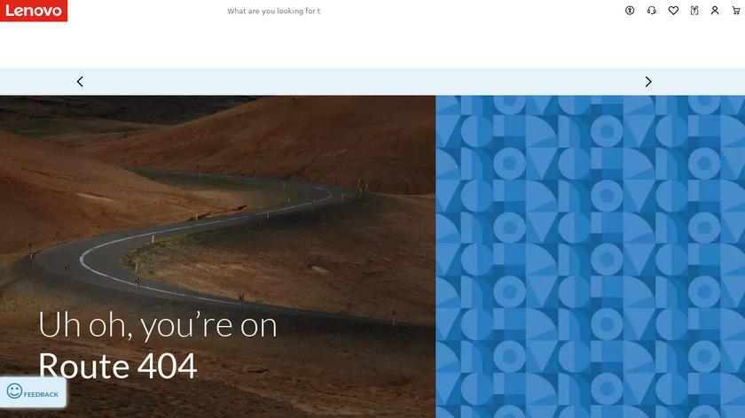 Lenovo ThinkPad X1 Tablet Landing Page
