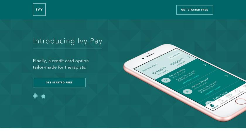 IvyPay Landing Page