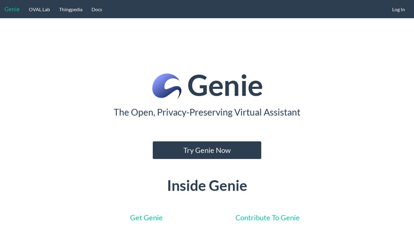 Almond Landing Page