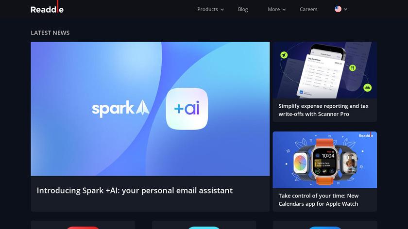 Printer Pro Landing Page