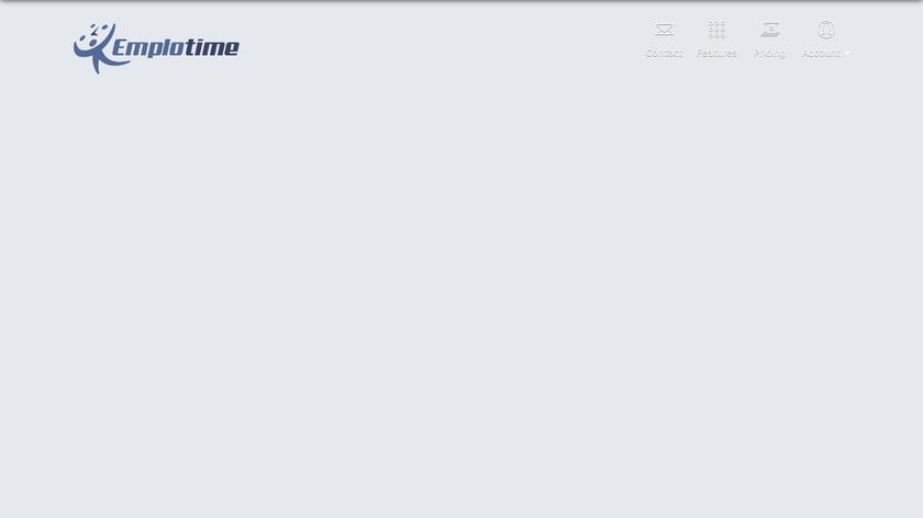Emplotime Landing Page