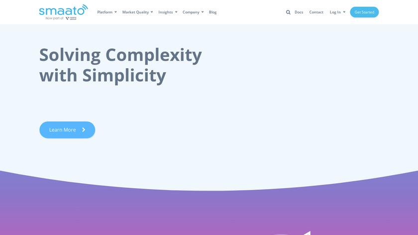 Smaato Landing Page