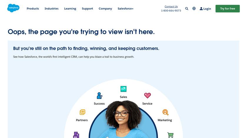 Vlocity Health Insurance Landing Page