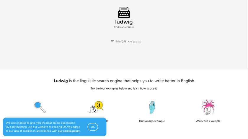 Ludwig.guru Landing Page