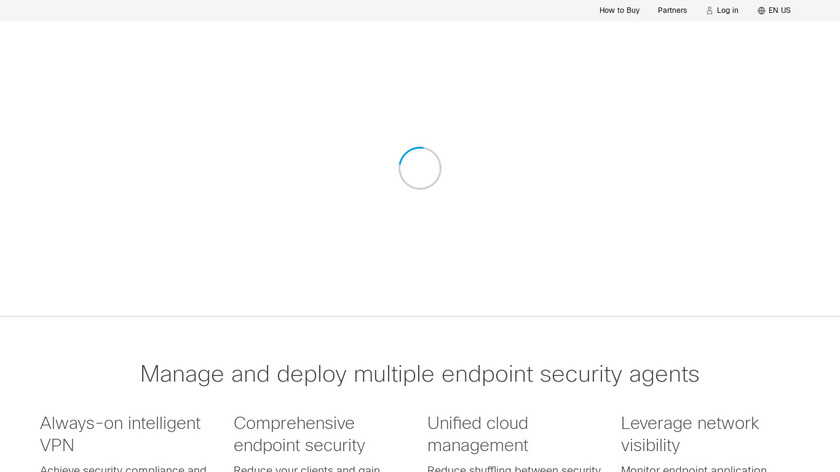 Cisco Anyconnect Secure Mobility Client Landing Page