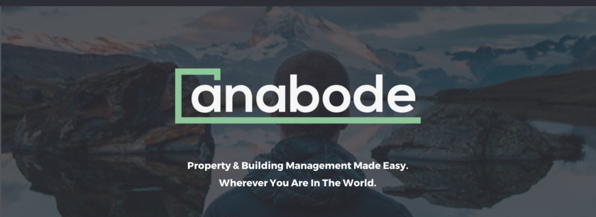 Anabode Landing Page