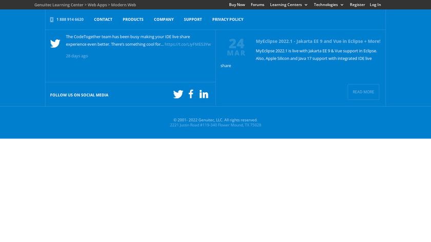 CodeMix Landing Page