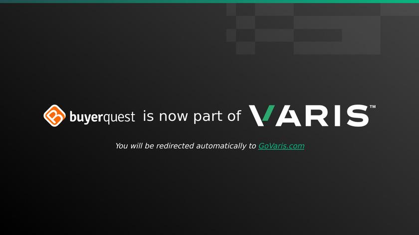 BuyerQuest Landing Page