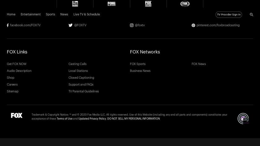 Star Fox Landing Page