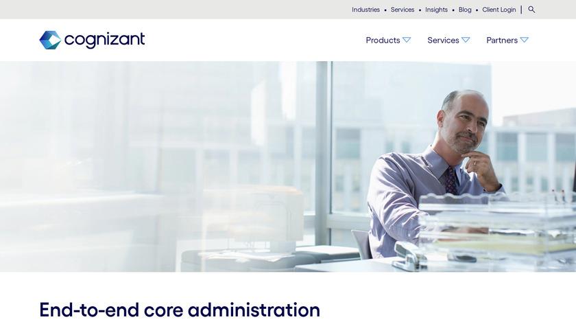 TriZetto QNXT Landing Page