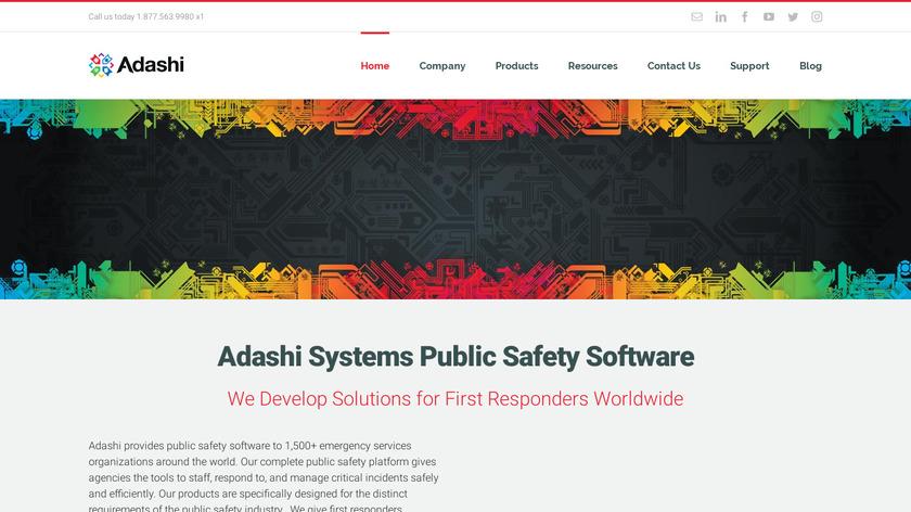 Adashi MDT Landing Page