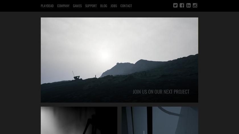 Limbo Landing Page