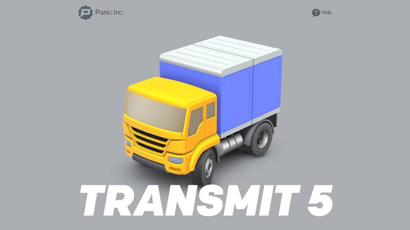 Transmit Landing Page