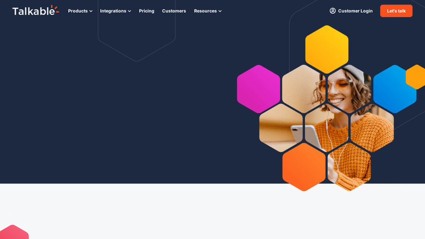 Talkable Landing Page