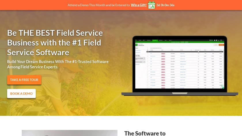 Service Autopilot Landing Page