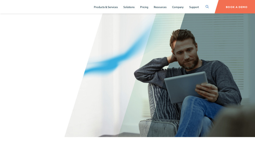 ChiroTouch Landing Page