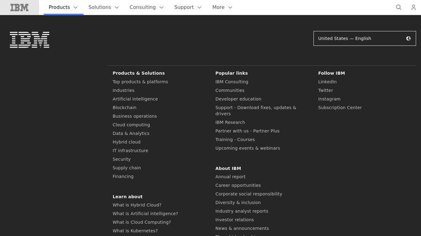 IBM MQ Landing Page