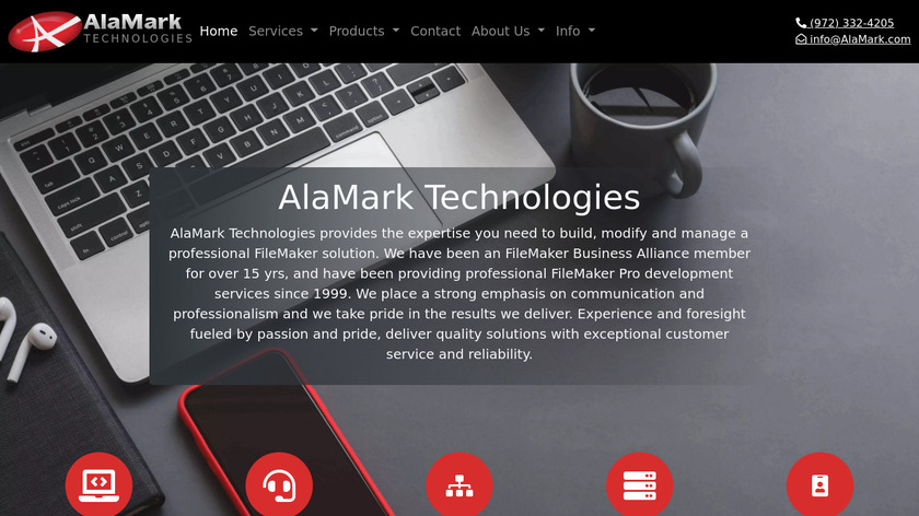 SupplyConnect PRO Landing Page