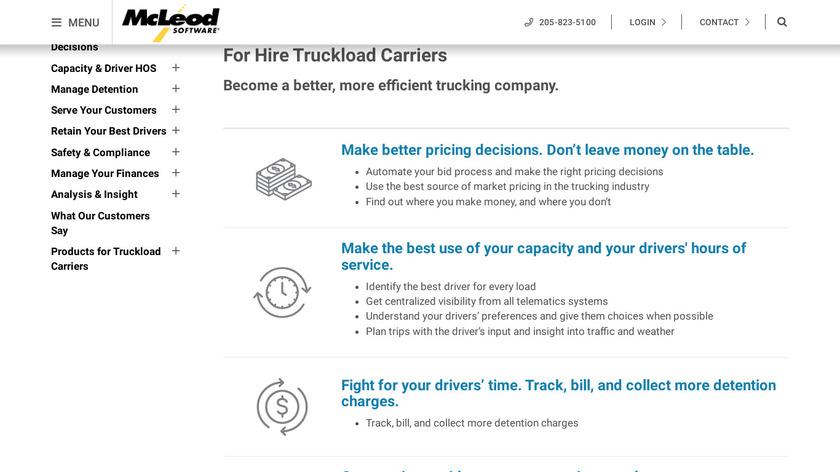 LoadMaster Landing Page