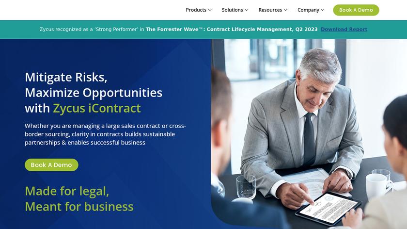 Ultria Landing Page