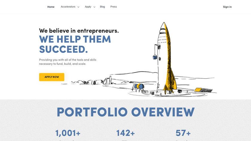 Newchip Landing Page
