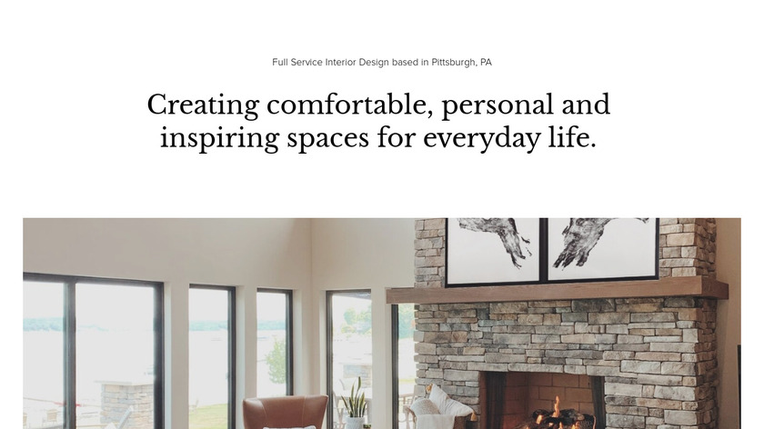 DesignFive Landing Page