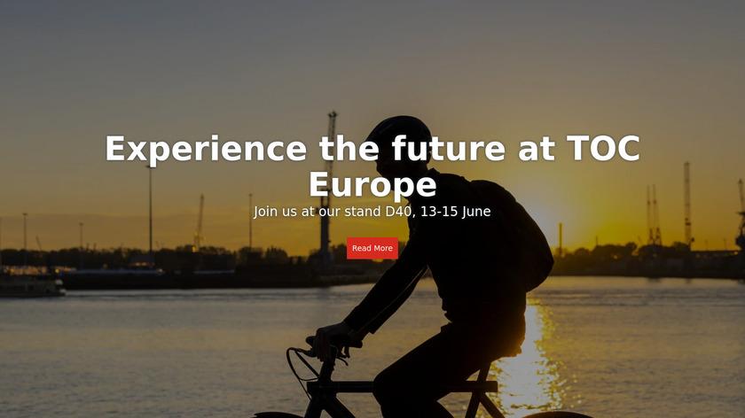 Kalmar Landing Page