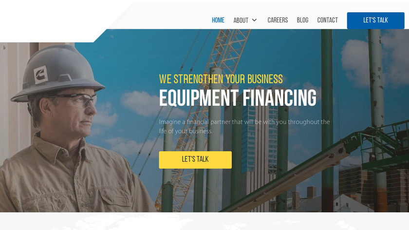 Equify Landing Page