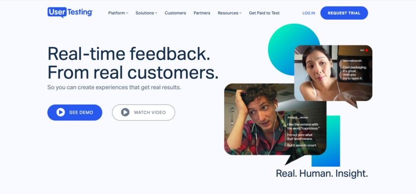 UserTesting.com Pricing
