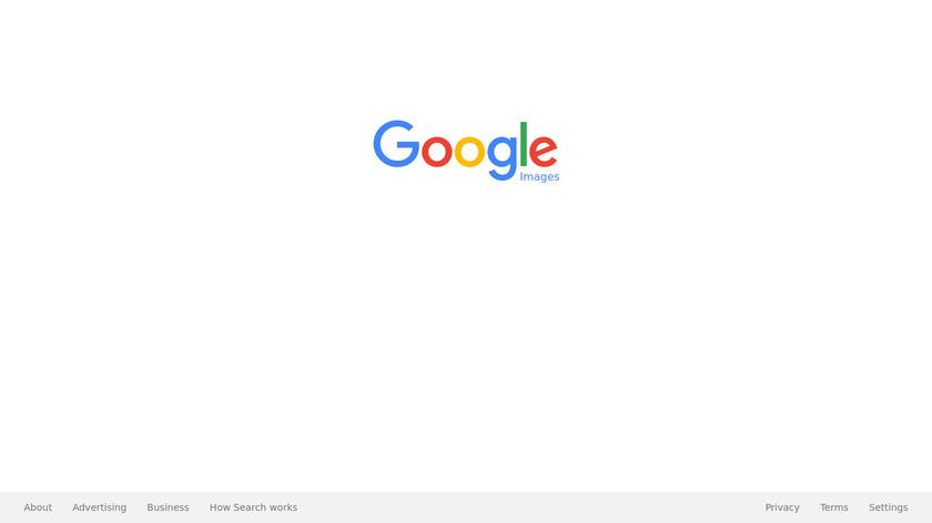 Google Images Landing Page