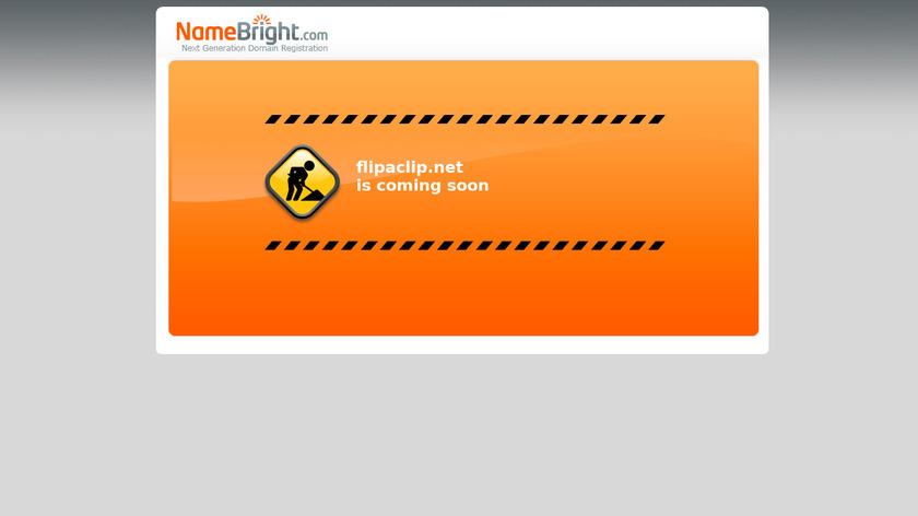 FlipaClip Landing Page