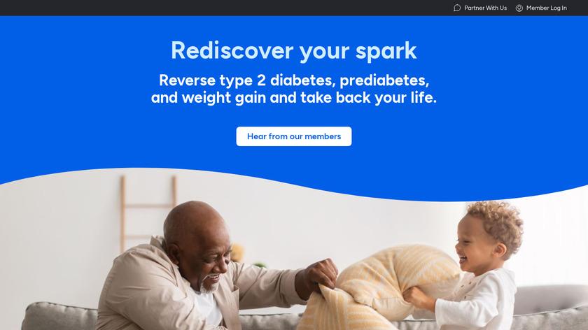Virta Health Landing Page
