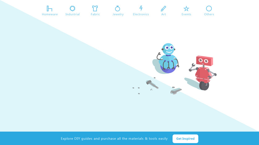 Creojam Landing Page