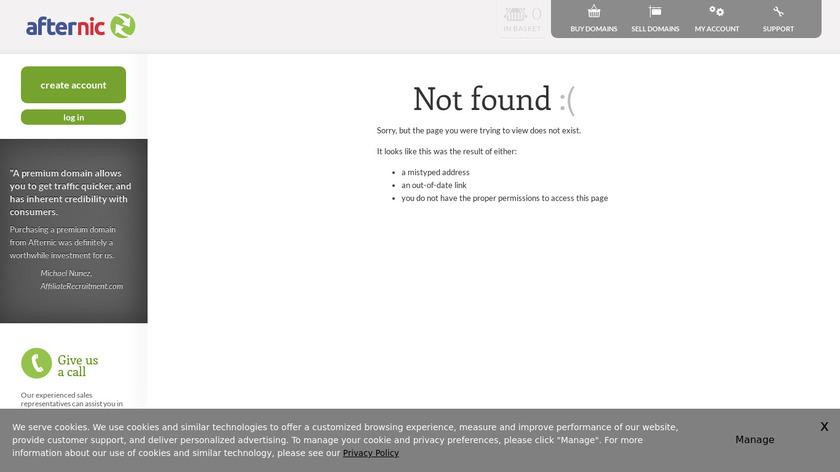 BlocMonitor Landing Page