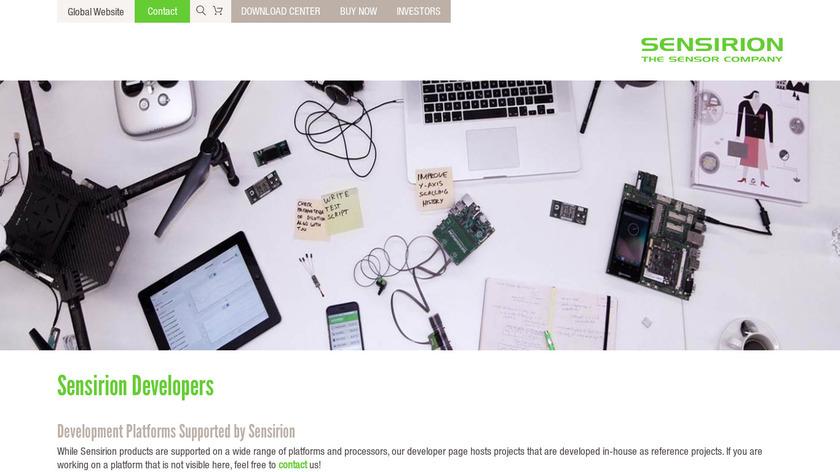 Smart Gadget (Deprecated App) Landing Page