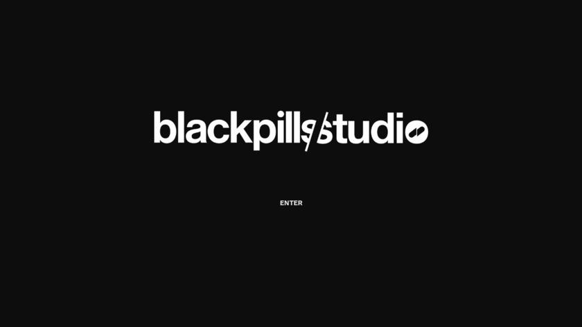Blackpills Landing Page