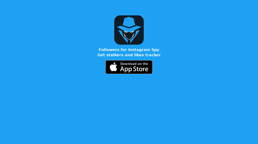 Followers for Instagram Spy Landing Page
