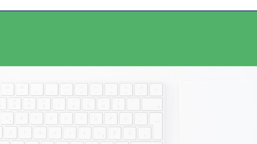 eSystem Landing Page