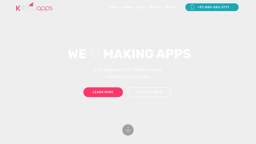 BusyBox X Pro Landing Page